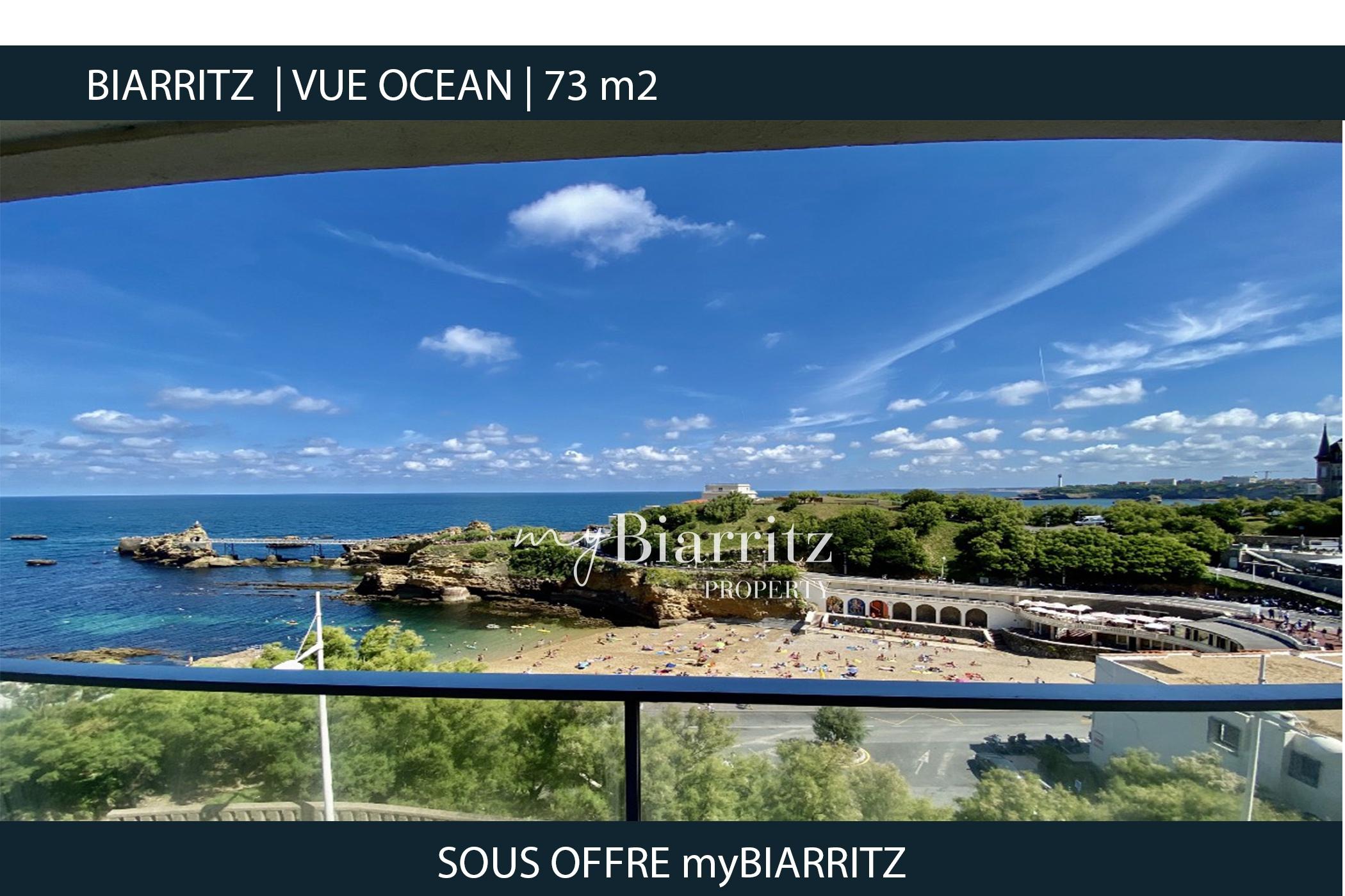 BIARRITZ-VUE-OCEAN