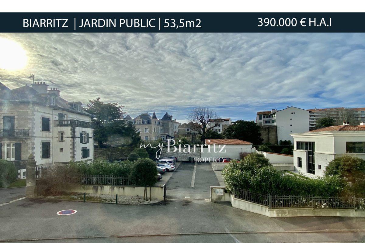 Biarritz-JARDIN-PUBLIC-T2-en-vente-mybiarritz