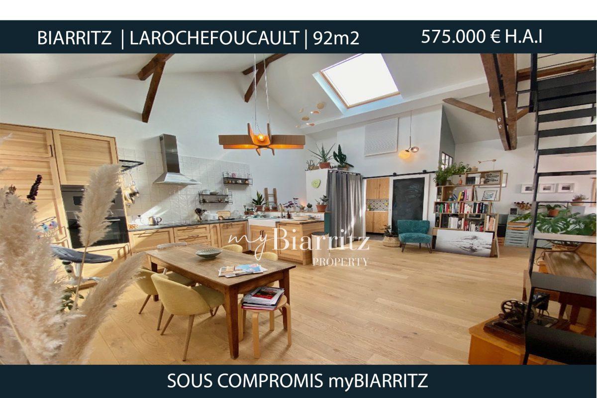 Biarritz-LAROCHEFOUCAULT-LOFT